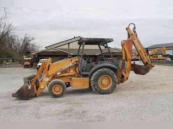 USED 2001 CASE 580M BACKHOE Frankfort, Kentucky
