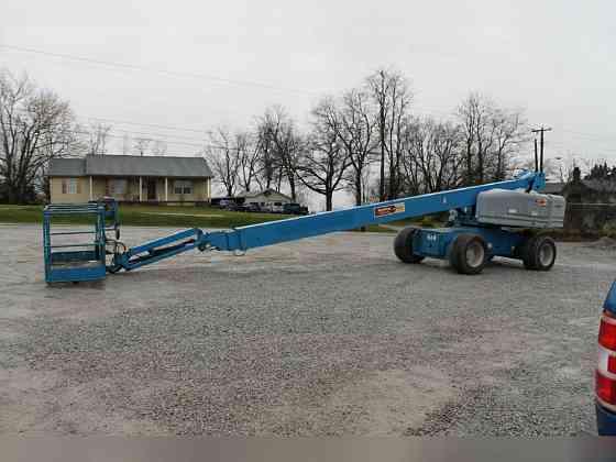 USED 2008 GENIE S85 BOOM LIFT Frankfort, Kentucky