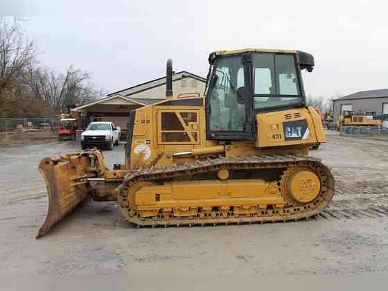 USED 2007 CATERPILLAR D6K XL DOZER Frankfort, Kentucky