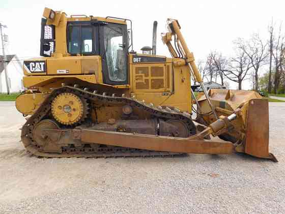 USED 2008 CATERPILLAR D6T XL DOZER Frankfort, Kentucky