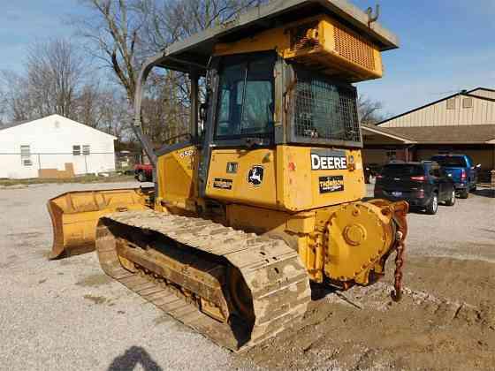 USED 2006 DEERE 650J LGP DOZER Frankfort, Kentucky