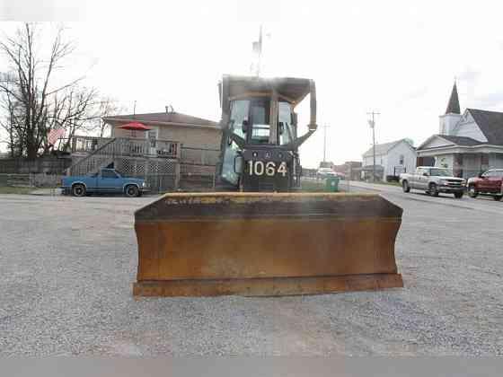 USED 2008 DEERE 650J LGP DOZER Frankfort, Kentucky