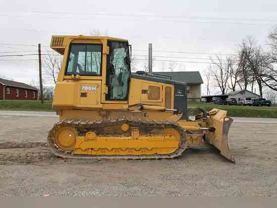 USED 2003 DEERE 700H LT DOZER Frankfort, Kentucky