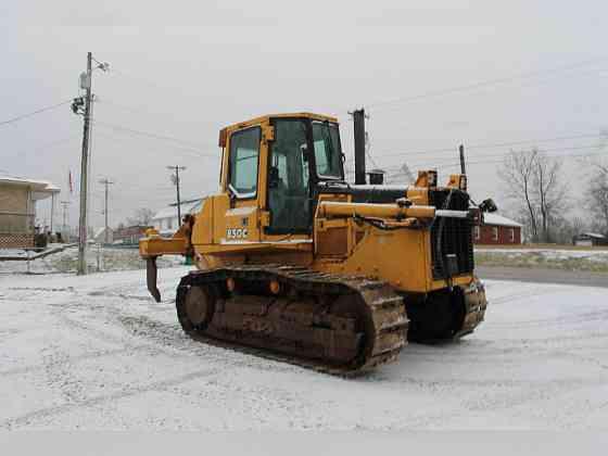 USED 2002 DEERE 850C LT DOZER Frankfort, Kentucky