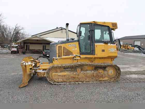 USED 2006 DEERE 700J XLT DOZER Frankfort, Kentucky