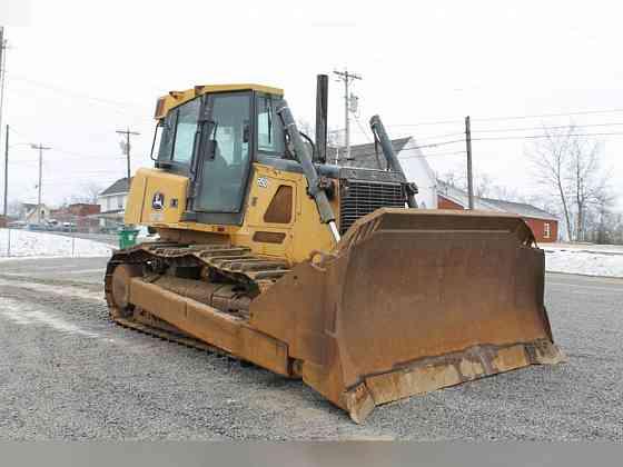 USED 2005 DEERE 850J DOZER Frankfort, Kentucky