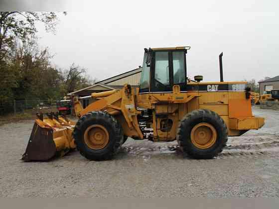 USED 1996 CATERPILLAR 938F WHEEL LOADER Frankfort, Kentucky