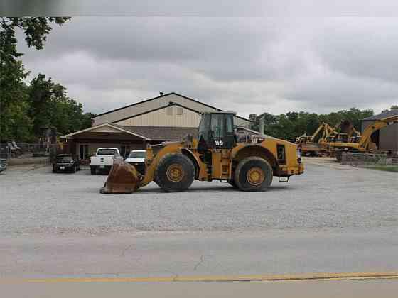 USED 2011 CATERPILLAR 980H WHEEL LOADER Frankfort, Kentucky