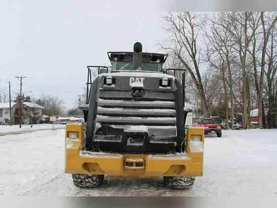 USED 2012 CATERPILLAR 962K WHEEL LOADER Frankfort, Kentucky