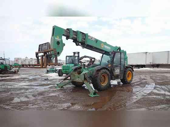 USED 2012 JCB 512-56 TELEHANDLER Frankfort, Kentucky