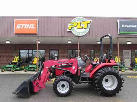 USED 2015 MAHINDRA 4010 TRACTOR Pittsfield