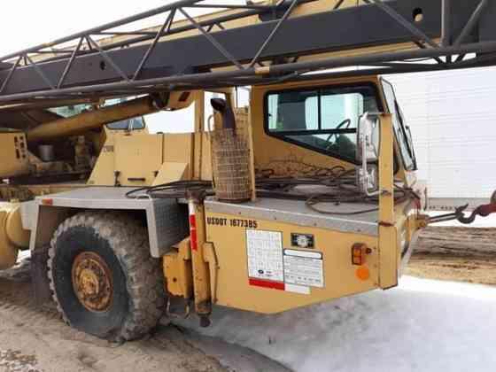 USED 1984 GROVE AT422 CRANE Wayne, Michigan