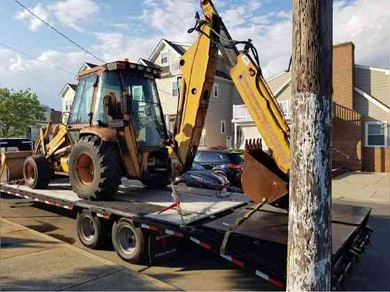 USED 1995 CASE 590 TURBO BACKHOE Wayne, Michigan