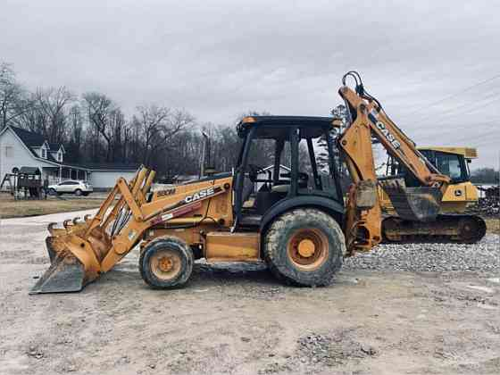 USED 2003 CASE 580M BACKHOE Wayne, Michigan
