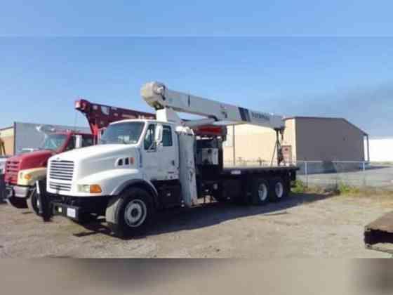USED 2000 NATIONAL 990 CRANE Wayne, Michigan
