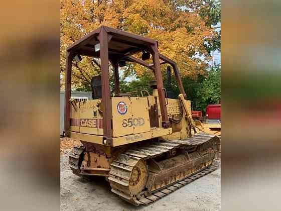 USED 1990 CASE 850D LT DOZER Wayne, Michigan