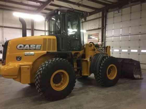 USED 2015 CASE 521F XR WHEEL LOADER Wayne, Michigan