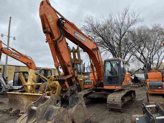 Used 2014 Doosan DX180LC-3 Excavator Shakopee