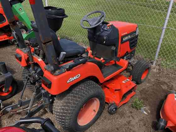 USED 2005 Kubota BX1500D-48 Tractor Shakopee