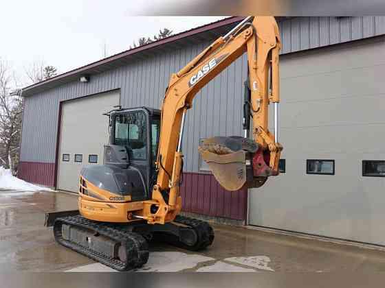USED 2006 CASE CX50B Excavator Caledonia