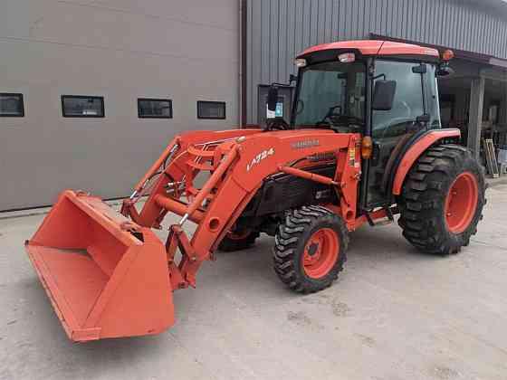 USED 2012 KUBOTA L3940 TRACTOR Caledonia