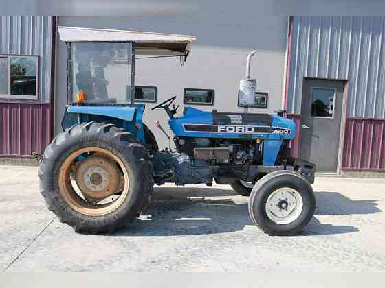 USED 1996 NEW HOLLAND 3930 TRACTOR Caledonia