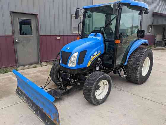 USED 2008 NEW HOLLAND BOOMER 3045 TRACTOR Caledonia