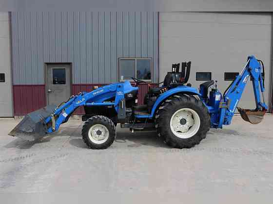 USED 2003 NEW HOLLAND TC35D TRACTOR Caledonia
