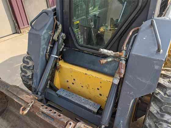 USED 2001 NEW HOLLAND LS170 SKID STEER Caledonia