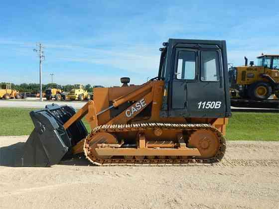 USED CASE 1150B Dozer Rochester, Minnesota