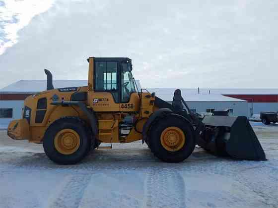 USED 2012 VOLVO L90G WHEEL LOADER Rochester, Minnesota