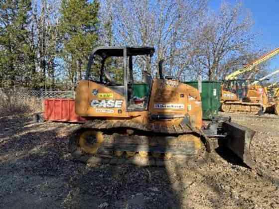 USED 2015 Case 750M LGP DOZER Jackson, Mississippi
