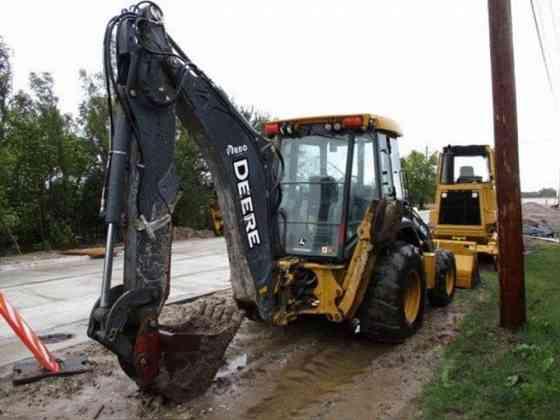 USED 2013 John Deere 410K Backhoe Kansas City