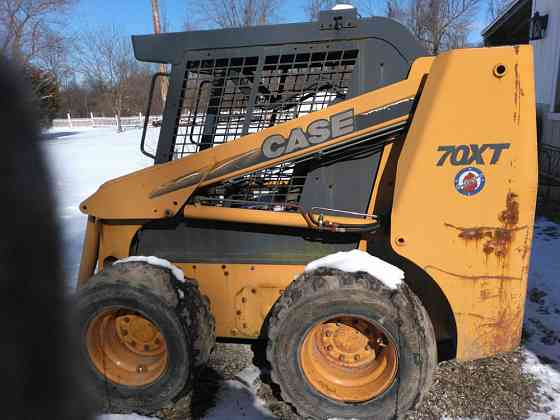 USED 2003 Case 70XT Skid Loader Kansas City