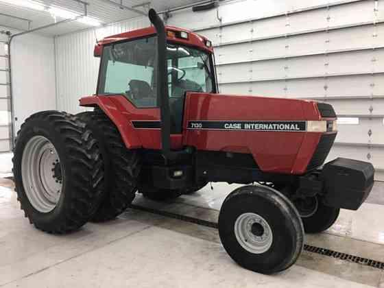 USED 1991 Case IH 7130 Tractor Kansas City