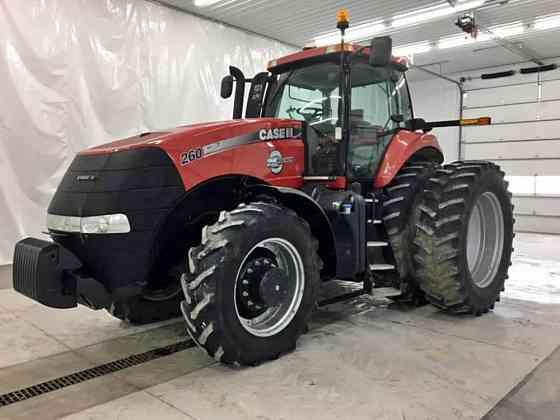 USED 2013 Case IH Magnum 260 Tractor Kansas City