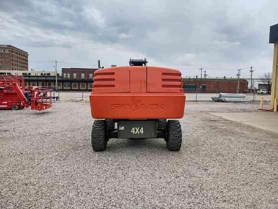 USED 2014 SKYJACK SJ45T Boom Lift Kansas City