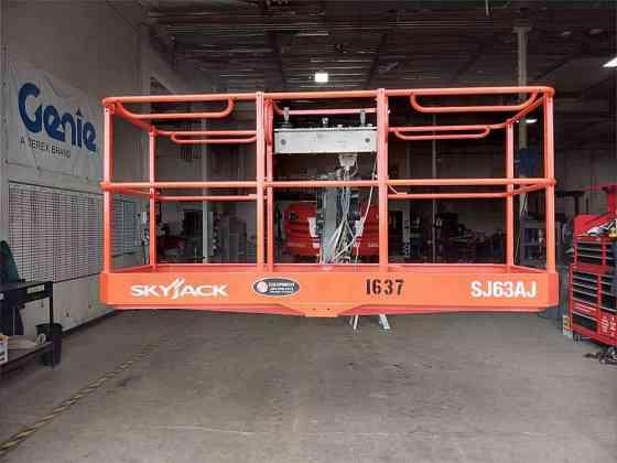 USED 2013 SKYJACK SJ63AJ Boom Lift Kansas City
