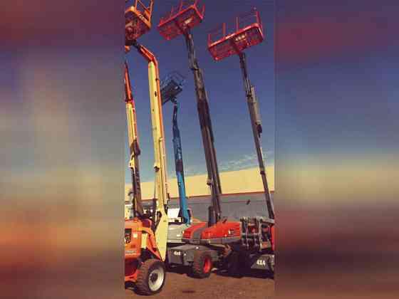 USED 2012 SKYJACK SJ66T Boom Lift Kansas City