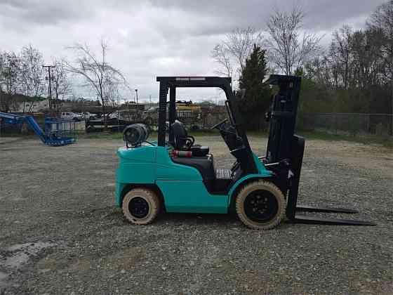 USED 2012 MITSUBISHI FG30N Forklift Kansas City