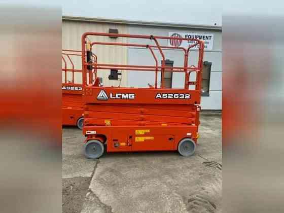 USED 2018 LGMG AS2632E Scissor Lift Kansas City