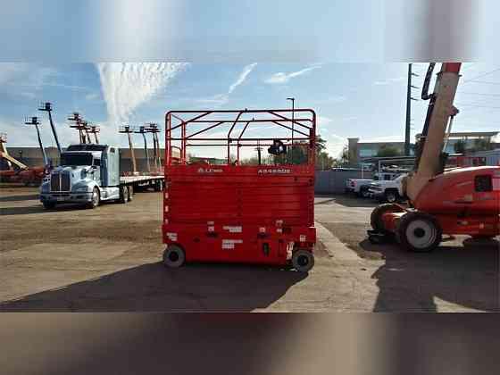 NEW 2021 LGMG AS4650E Scissor Lift Kansas City