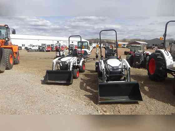 NEW 2020 BOBCAT CT1021 Compact Tractor Miles City