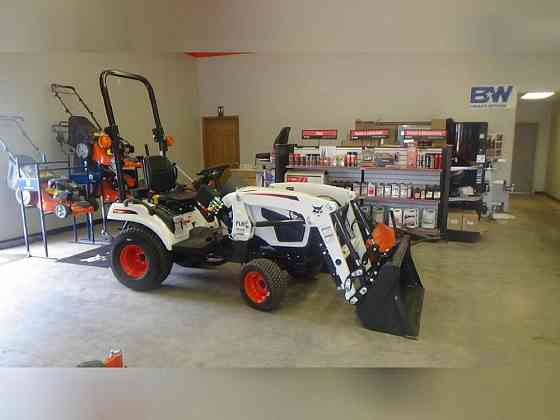 NEW 2020 BOBCAT CT1025 Compact Tractor Miles City