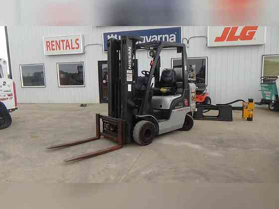 USED 2006 NISSAN MAPL02A25LV FORKLIFT Miles City