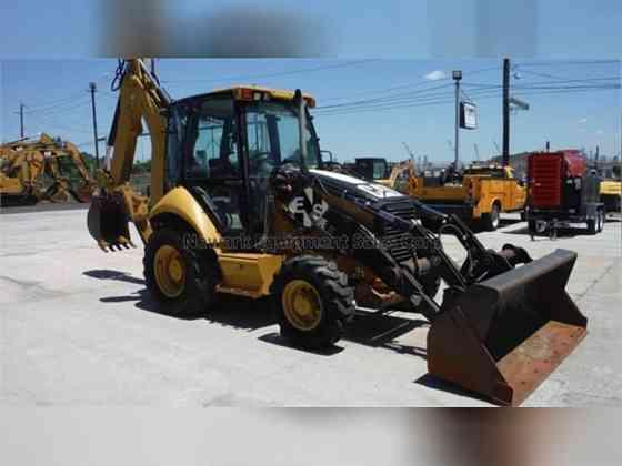 USED 2007 CATERPILLAR 430E IT Backhoe Newark, New Jersey