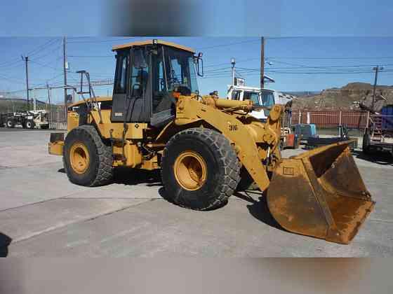 USED 2004 CATERPILLAR 950G II Wheel Loader Newark, New Jersey