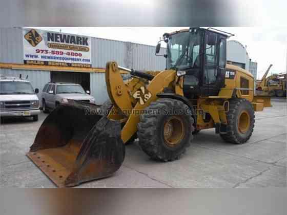 USED 2013 CATERPILLAR 924K Wheel Loader Newark, New Jersey
