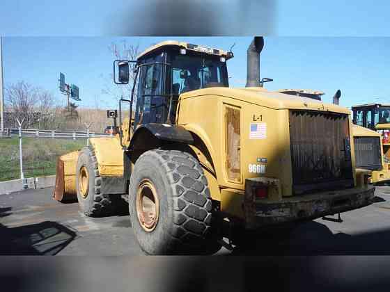 USED 2008 CATERPILLAR 966H Wheel Loader Newark, New Jersey