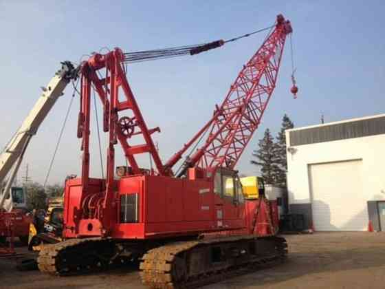 USED 2006 MANITOWOC 10000 Boom Crane Piscataway